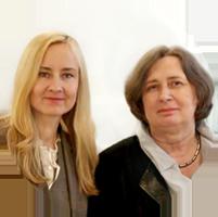 Claudia Mronga und Frauke Janßen