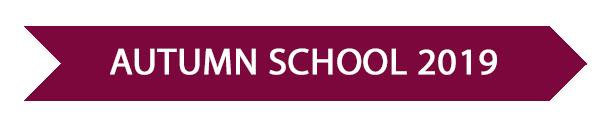 AUTUMN SCHOOL 2019